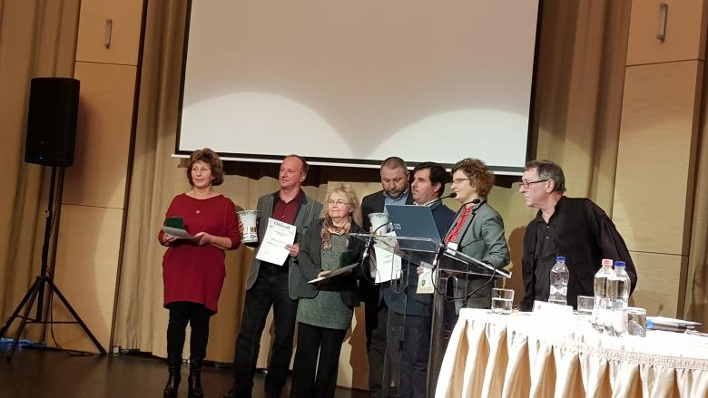 2018 évi Pro Biokultúra Díj kitüntetettjei